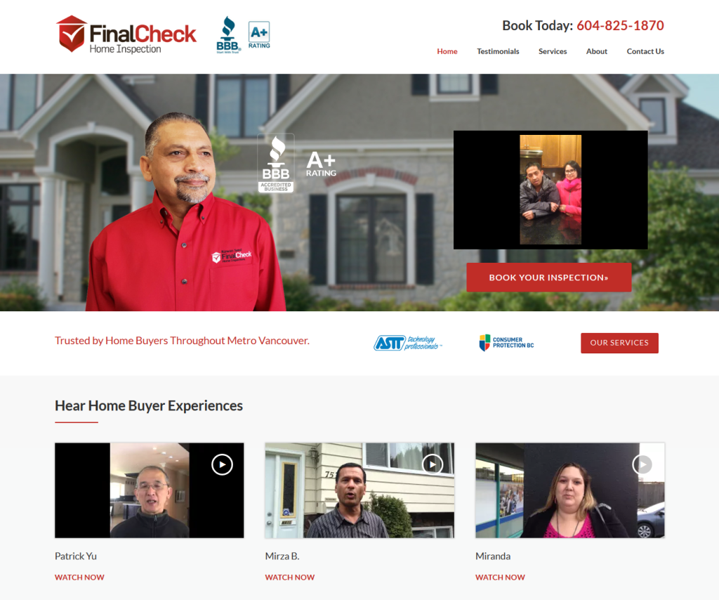 Finalcheck Home Inspections